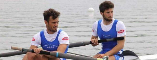 Augusta  Campionati assoluti di canottaggio: Argento nel 2 senza per Galoforo e Ficarra