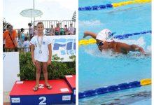 Augusta| Nuoto: Medaglia d'argento per Emanuele Midolo dell'Asd Athon