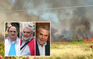 Siracusa| Campagna antincendio: Sindacati e Corpo forestale, intenti comuni per i lavoratori