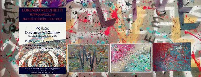 Siracusa| Introspezioni. Alla PoliEgo Design & Art Gallery, la personale di Lorenzo Vecchietti