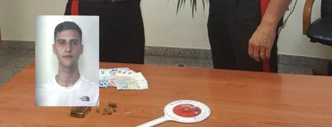 Siracusa| Due ventenni trovati in possesso di sostanza stupefacente destinata allo spaccio