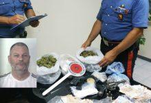 Siracusa| Mini arsenale di armi e droga alla Mazzarrona: Arrestato un 47enne
