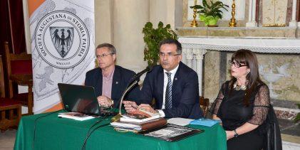 Augusta  Presentato il terzo Bollettino della Società di storia patria.