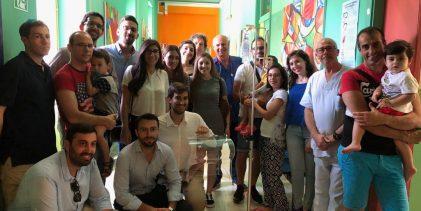 Siracusa| Rotaract dona cappe per ossigenoterapia alla pediatria
