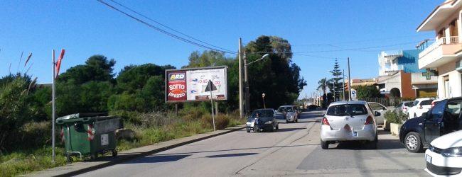 Siracusa| Canale di gronda al villaggio Miano