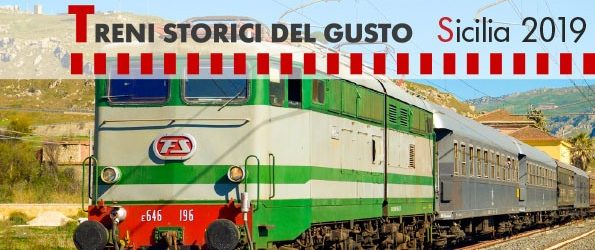 Catania| Visite e degustazione con il Treno dei sapori del Calatino