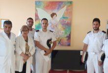 Augusta| La Capitaneria di porto dona un televisore alla pediatria di Lentini.