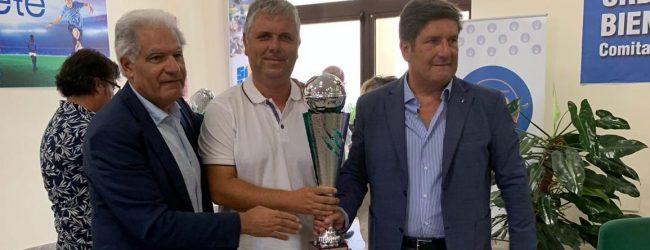Augusta| Asd I Bruchi Futsal premiati dalla Lega regionale Fgc, Lombardo: Un premio che ci gratifica