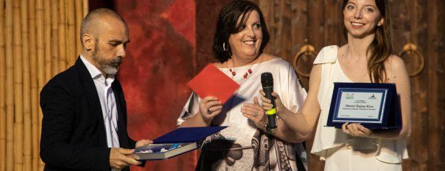 """Siracusa  Premio """"Stampa Teatro 2019"""" assegnato a Marial Bajma Riva"""