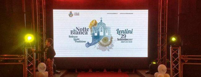 Lentini   Notte Bianca, venerdì 27 settembre sarà quarta edizione