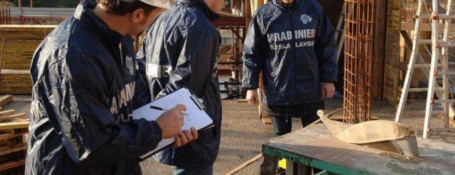 Carlentini | Incassava il reddito di cittadinanza e lavorava in nero in un cantiere edile