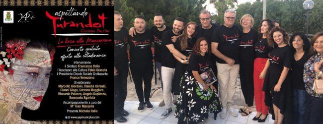 Siracusa| Aspettando Turandot. La Yap+ del M° Marcello Giordani porta la lirica alla Mazzarrona