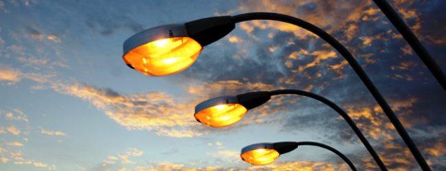 Lentini   Illuminazione pubblica, un progetto di finanza per la manutenzione e la gestione