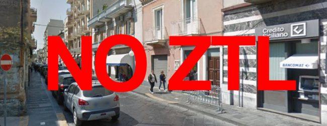Augusta| Via Principe Umberto da sabato non sarà zona a traffico limitato