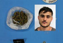 Augusta| La polizia arresta un 23enne per detenzione di droga