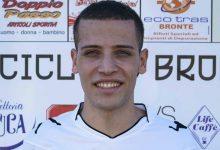 Carlentini| Il 24enne Marco Saccullo è il primo nuovo acquisto dell'Asd Carlentini Calcio