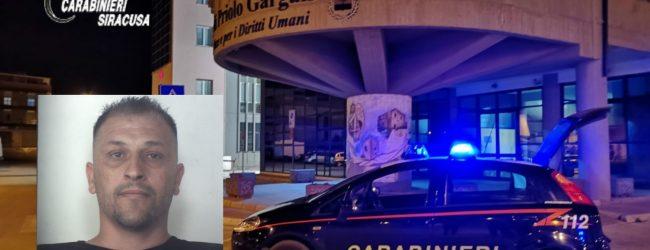 Priolo Gargallo| Ordine di esecuzione di pena nei confronti di un 42enne