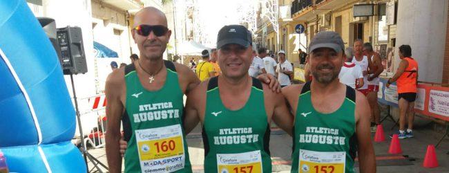 Augusta| Terzo posto assoluto per Domenico Scali