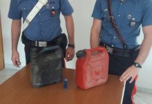 Pachino| Sorpreso piromane a innescare focolai d'incendio