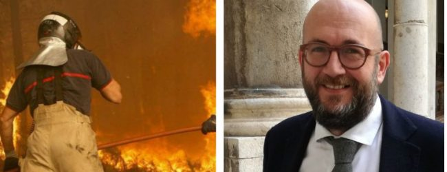 Priolo Gargallo| Incendi zona industriale, Cafeo: Evitato il peggio grazie ai professionisti della sicurezza