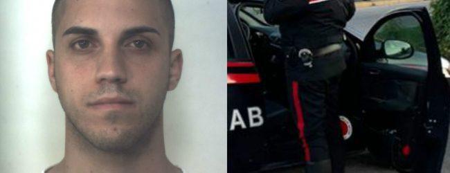 Cassibile| Arrestato un 25enne pregiudicato per aggravamento misura cautelare
