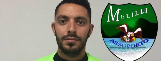 Melilli| Futsal, Assoporto: Riconfermato il bomber Cristian Rizzo