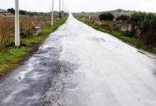 Carlentini | Sp 32 per Pedagaggi, lavori solo su un tratto di poco più di un chilometro