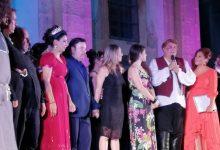 Augusta| Giordani con Tosca incanta il folto pubblico che ha gremito piazza Duomo