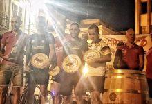Augusta| Antonino Liuzzo secondo assoluto nella storica gara di Partinico