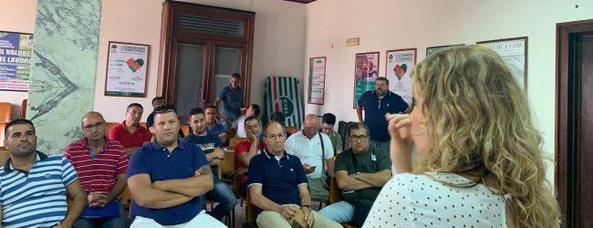 Siracusa| Prima giornata di formazione per la Fim Cisl Ragusa Siracusa