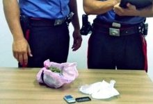 Augusta| Trentanovenne arrestato per detenzione di 100 grammi di droga