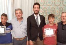 Siracusa| Il Sindaco premia nazionali giovanili di motocross
