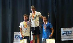 Augusta| Argento per Fernando Coppola al 1° Trofeo Golfo di Cefalù
