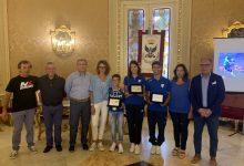 Noto| Palazzo Ducezio, premiati tre giovani sportivi netini