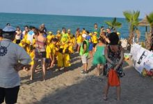 Lentini | Giochi e balli sulla spiaggia di Agnone per diffondere la cultura della donazione degli organi