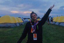 Augusta| Arianna Pedone torna dal raduno mondiale di scout carica di emozioni