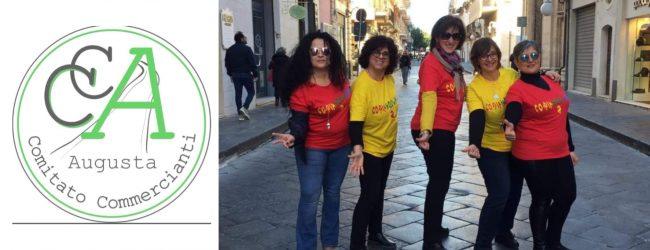 """Augusta  Salta per motivi burocratici""""Sicilia..na..mente"""" l'evento dei commercianti"""