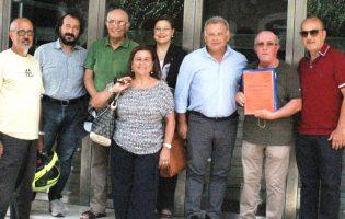 Lentini | Breast Unit, raccolte e consegnate 3.556 firme: chiesto un confronto con Musumeci e Razza
