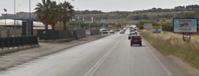 Siracusa| Al via i lavori per limitare la velocità in contrada Targia