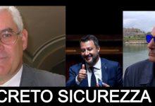 Augusta|L'avvocato Perrotta indignato per il sì del senatore Pisani al Decreto sicurezza