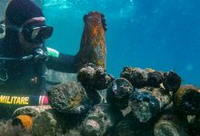 Augusta| I palombari del Comsubin intervengono nelle acque della Sicilia