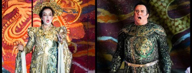 Taormina| Conto alla rovescia per Turandot