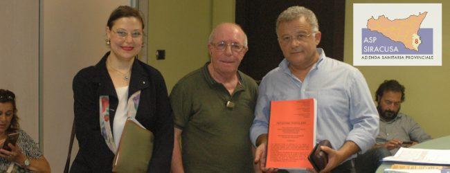 Siracusa| Chiusura del Breast Unit – La Cgil consegna all'Asp oltre 3.500 firme raccolte