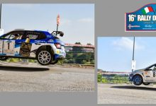 Messina| Vittoria di Riolo – Rappa su Skoda al 16° Rally del Tirreno