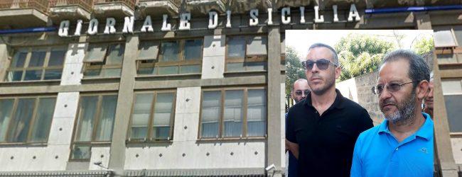 Siracusa  Taglio delle pagine locali del Giornale di Sicilia. Confartigianato vicino ai giornalisti