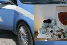 Siracusa| Rinvenuti e sequestrati armi e droga in un sottoscala di un abitazione