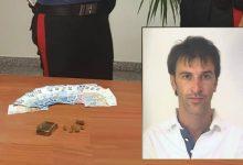 Cassibile| Centauro tenta di disfarsi di 90 grammi di hashish: Arrestato dai carabinieri