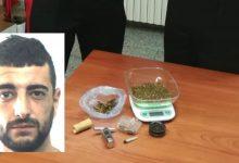 Villasmundo| In possesso di 75 grammi di marijuana, arrestato un 24enne