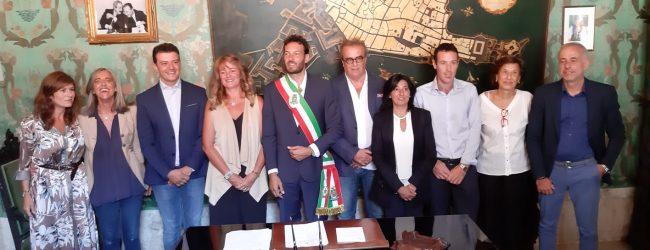 Siracusa  Palazzo Vermexio: Buccheri, Burti e Fontana i nuovi assessori