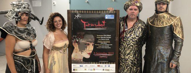 Taormina| Turandot, Incursioni canore in costume tra le vie di Taormina